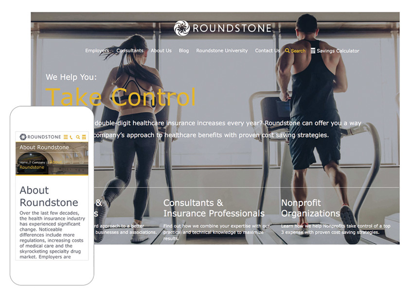 World Synergy  Roundstone Insurance Corporate Website