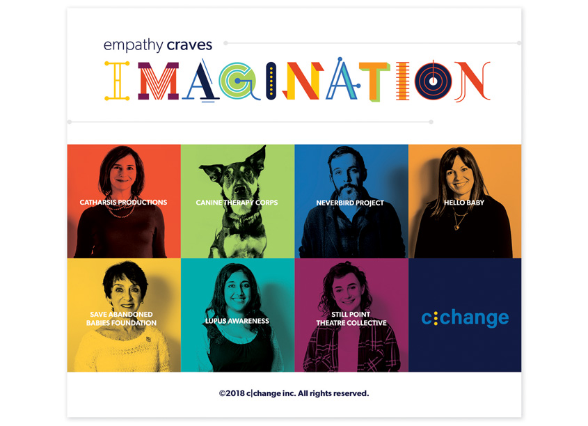 c|change  Empathy Craves Imagination
