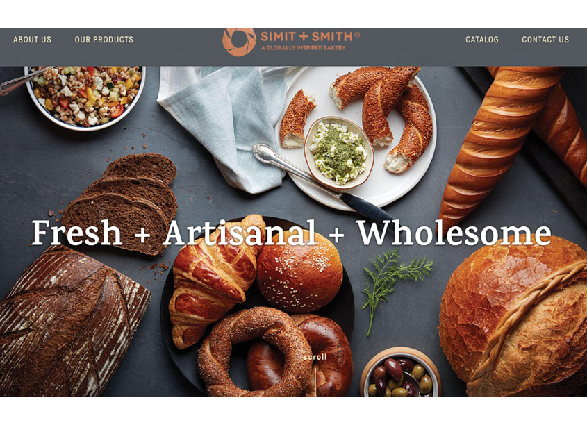 Smith Design  Simit & Smith Website