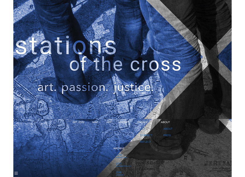 Trinity Church Wall Street  Stations of the Cross: Art. Passion. Justice.