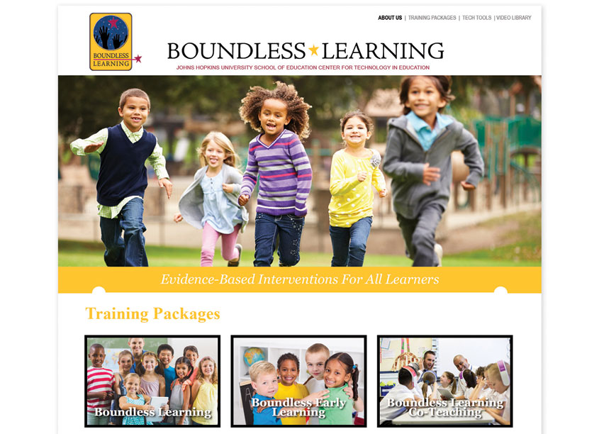 Six Ink  Boundless Learning Website