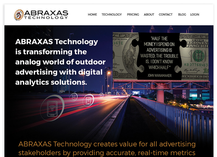 Gladiator Consulting, LLC  ABRAXAS Technology Website