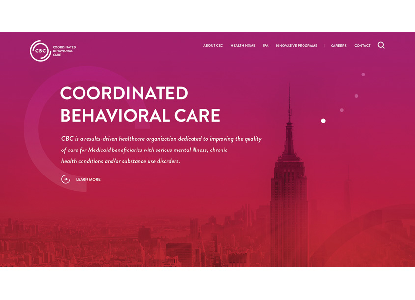 Leibowitz Branding & Design  CBC Website