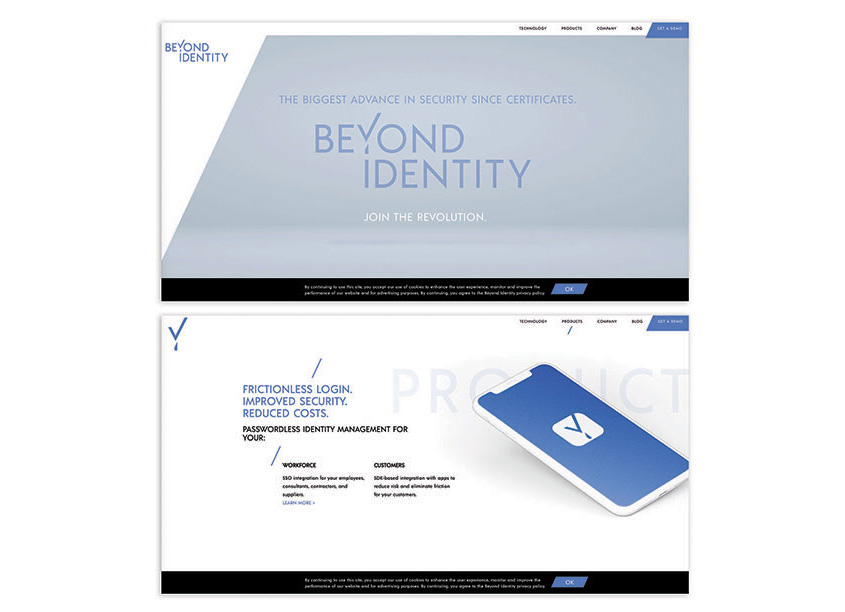CommCreative Beyond Identity Website Submission