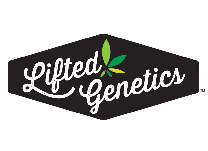 pfw design Lifted Genetics Logo Design