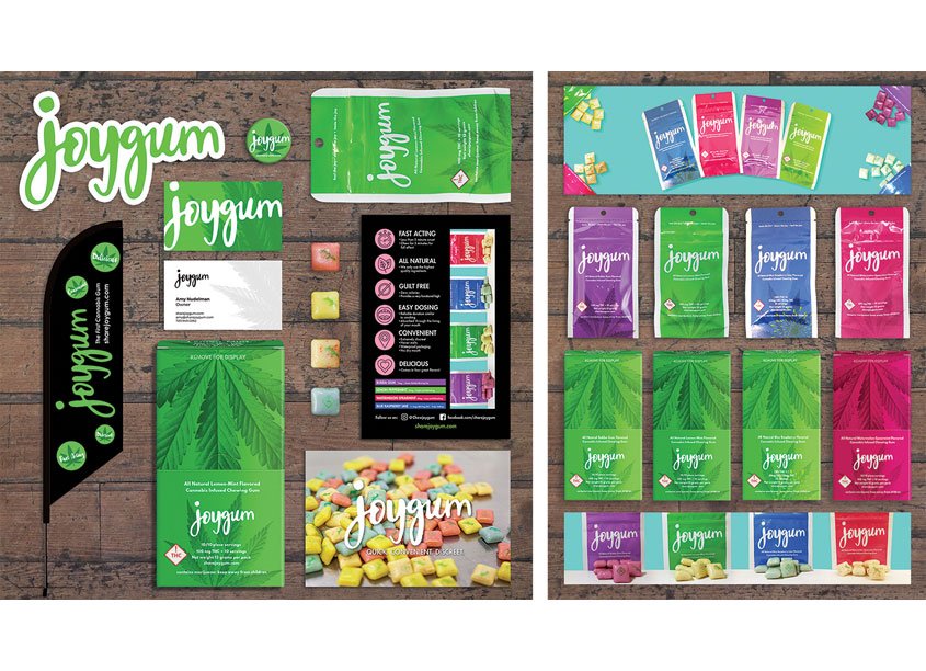 Joygum Packaging by Joygum