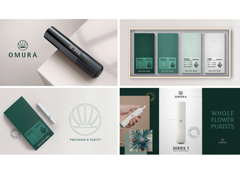 Omura Branding by Safari Sundays