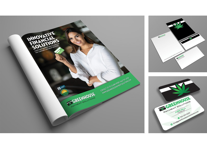 Greenhouse Payment Solutions Brand by PrintGiant, LLC