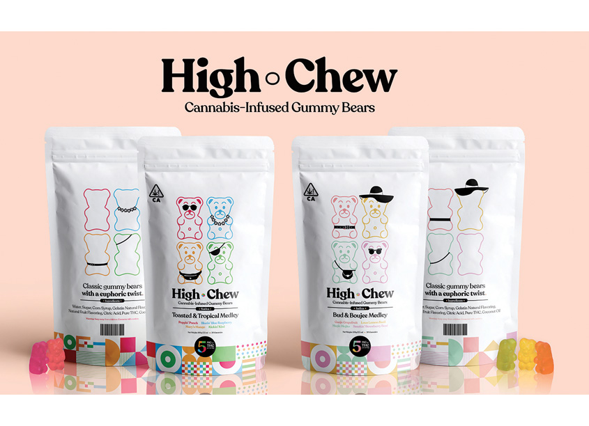 Hi-Chew Package Design by RLD Creative
