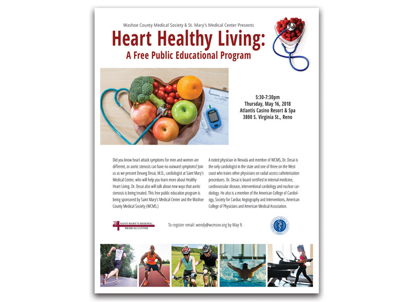 NJ Designs Heart Healthy Living