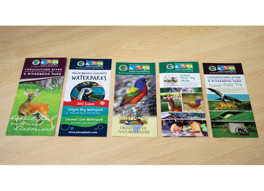 Palm Beach County Parks & Recreation Department Palm Beach County Parks & Recreation Brochures