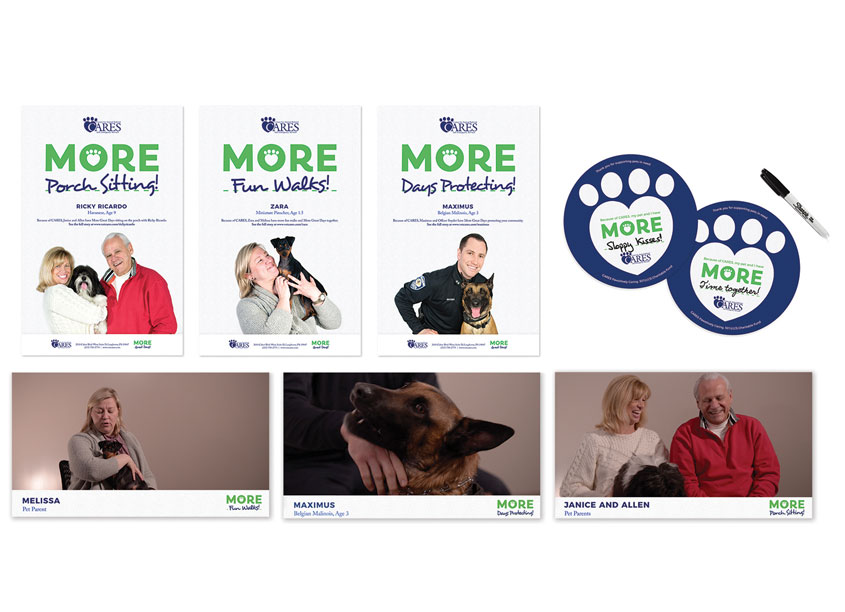More Great Days Advertising Campaign by Pet Partners, LLC