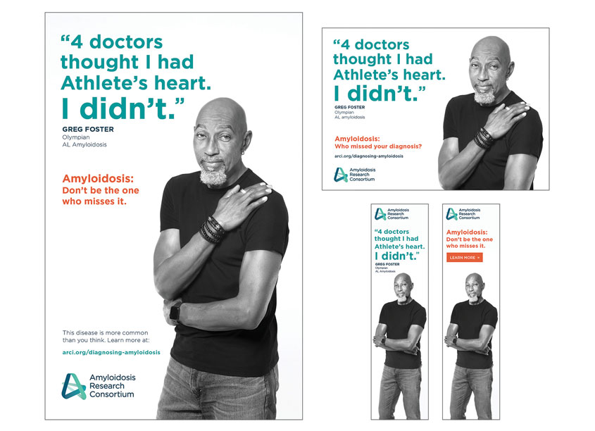 Ciampa Creative Cardiac Awareness Campaign