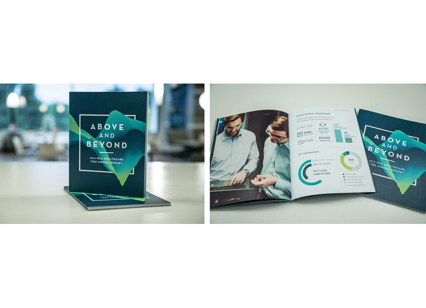 HCA Healthcare 2017 Above and Beyond Annual Report