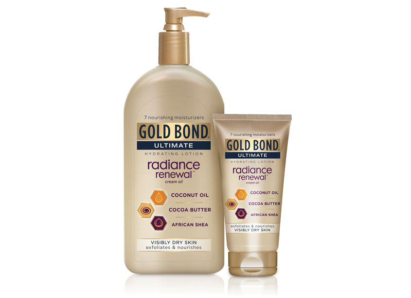 LAM Design Gold Bond Ultimate Radiance Renewal Line Extension