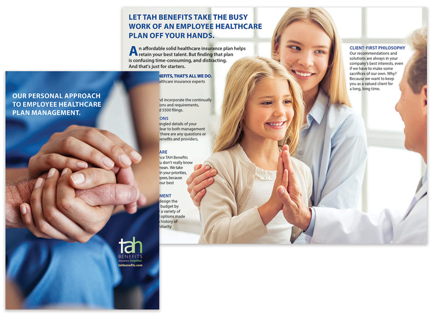 Baker Creative TAH Benefits Brochure