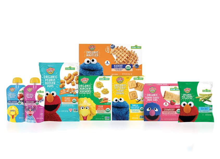 Smith Design Earth's Best Sesame Street Redesign