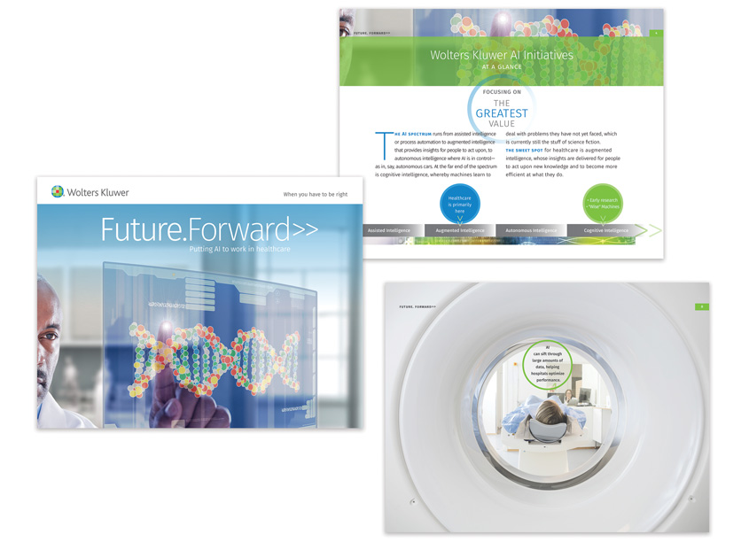 Bonavita Design LLC Future Forward AI In Healthcare Brochure