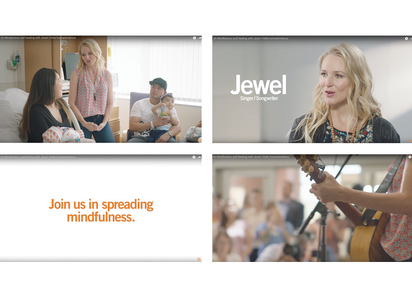 Eleven Inc. On Mindfulness And Healing With Jewel