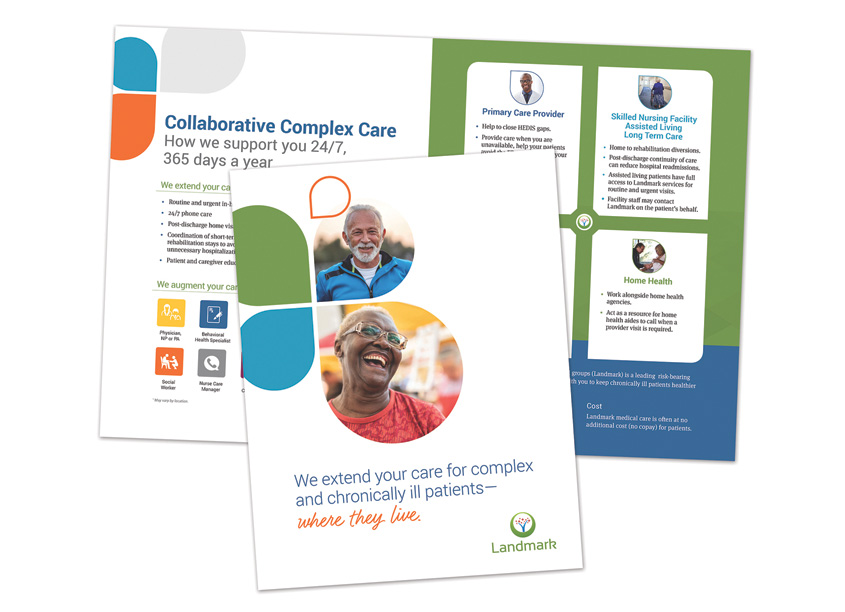 Design Tree Studios Health Care Brochure