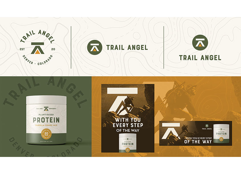 Trail Angel Supplements by RLD Creative