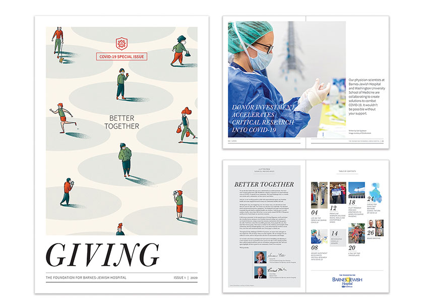 Werremeyer Creative Giving Magazine, Covid-19 Special Issue