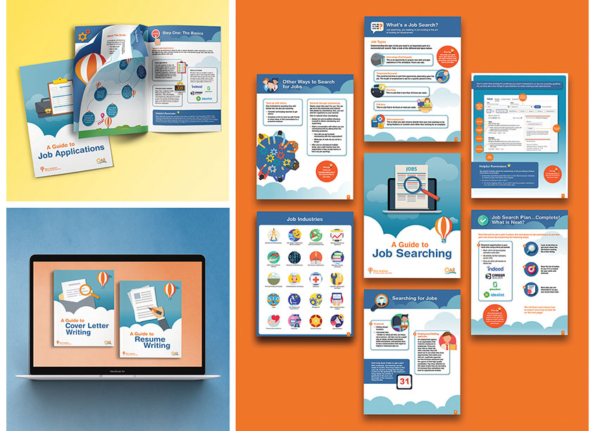 Hire Autism Job Search Guides by Lisa Cain Design