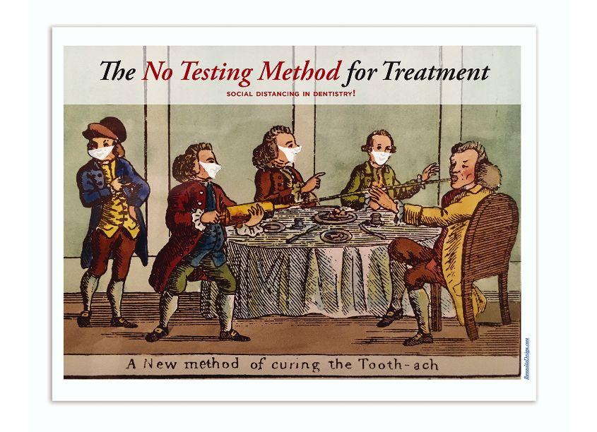 The No Testing Method for Treatment in Dentistry by Bonavita Design LLC