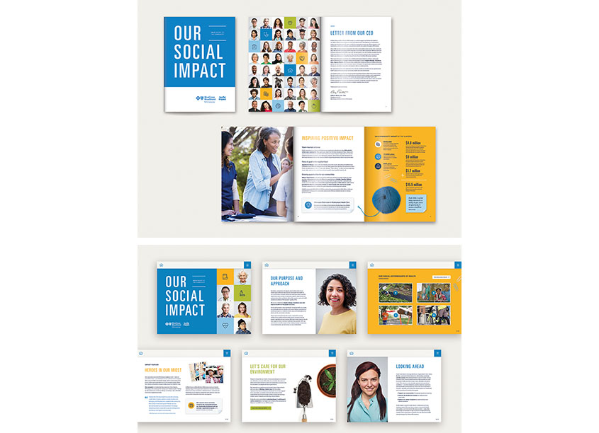 2019 Social Impact Report by 5IVE