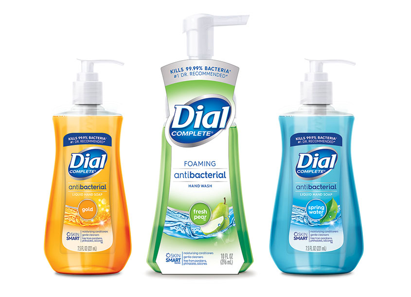 Dial Antibacterial Hand Soap by Smith Design