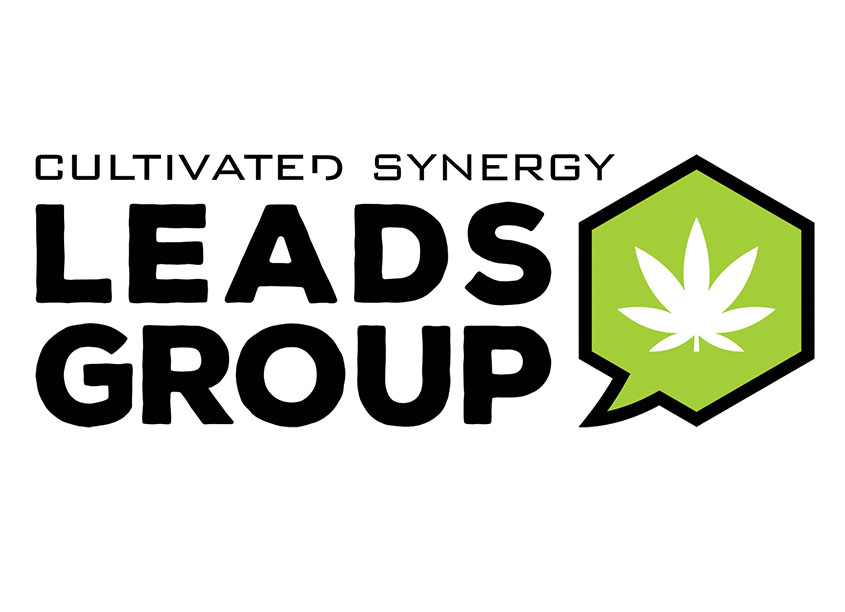 Cultivated Synergy Leads Group Logo by PrintGiant, LLC