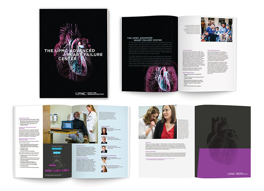 Garrison Hughes HVI Advanced Heart Failure Brochure